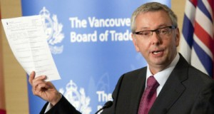 2010 address to the Vancouver Board of Trade