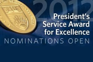 Staff Award Nominations Open