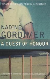 Nadine Gordimer, A Guest of Honour (Penguin, 1973)