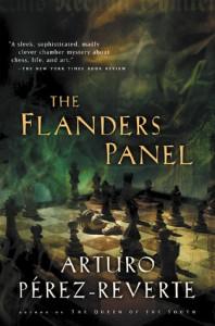 Arturo Pérez-Reverte, The Flanders Panel (HarperCollins, 1994)