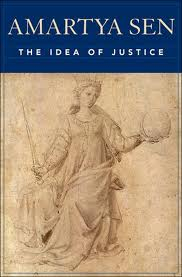 Amartya Sen, The Idea of Justice (Harvard University Press, 2009)
