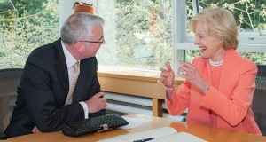 Australian Governor General Visits UBC