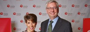 Prof. Stephen Toope receives top honour from United Way