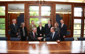 New Alliance between UBC and Freie Universität Berlin