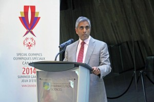 UBC Hosts the Special Olympics Canada 2014 Summer Games