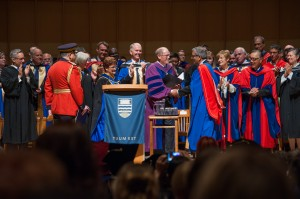 Installation of UBC's 13th President