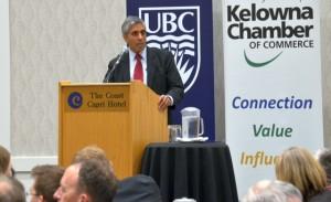 Future of Okanagan and UBC directly linked: university president