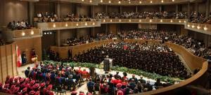 UBC celebrates last graduating class of its first century