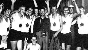 UBC Rowing Legend Enters Hall of Fame