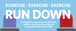 Exercise Run Down: Keeping the UBC community safe