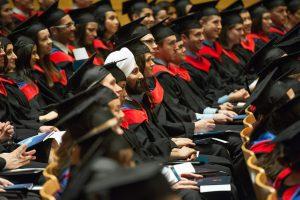 Graduation: Sharing the Pride and Joy