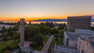 Be a tourist at UBC this summer!