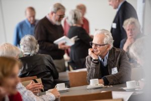 UBC's Emeritus College is the first of its kind in Canada