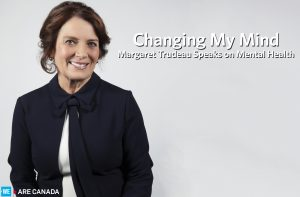 Changing My Mind: Margaret Trudeau on Mental Health