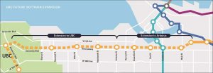 Update: Extending the SkyTrain to UBC