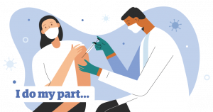Do Your Part: Declare Your Vaccination Status